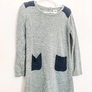 GIRLS, sweater dress, or shirt